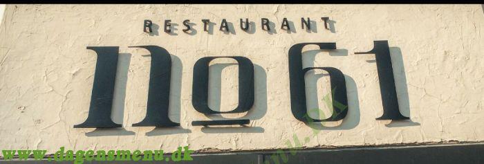 Restaurant No 61