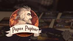 Papas Papbar. Brætspil bar