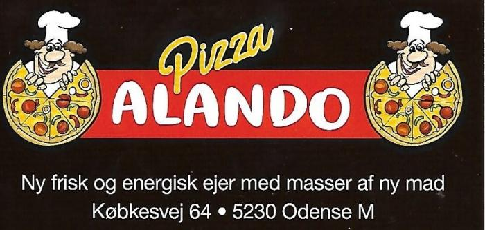 Alando Pizza