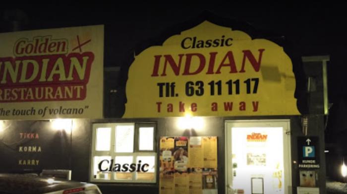 Classic Indian Take Away