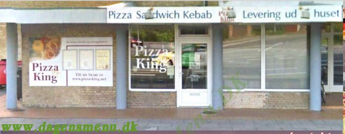 Pizza king Hobrovej
