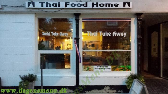 Thai Food Home & Sushi