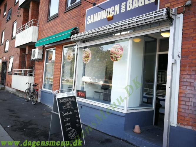 Sandwich And Bagel