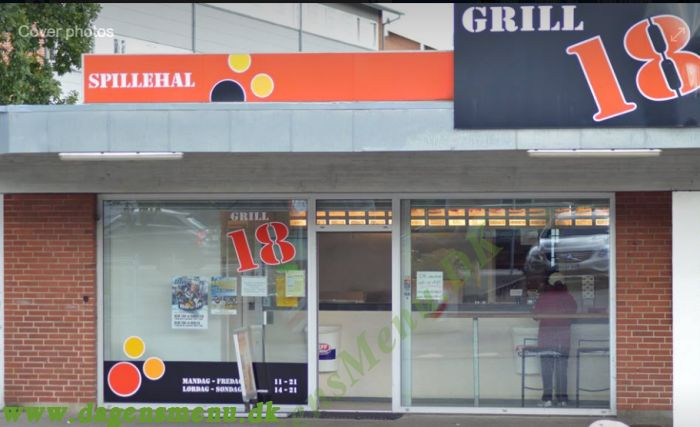 Grill 18