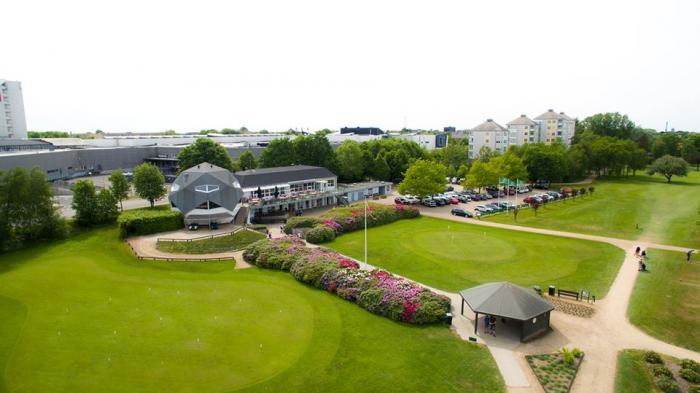 Herning Golf Cafe - Selskabslokaler - Festsal - Mødelokaler - Cafe