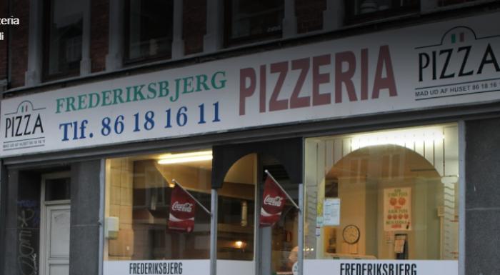 Frederiksbjerg Pizzeria