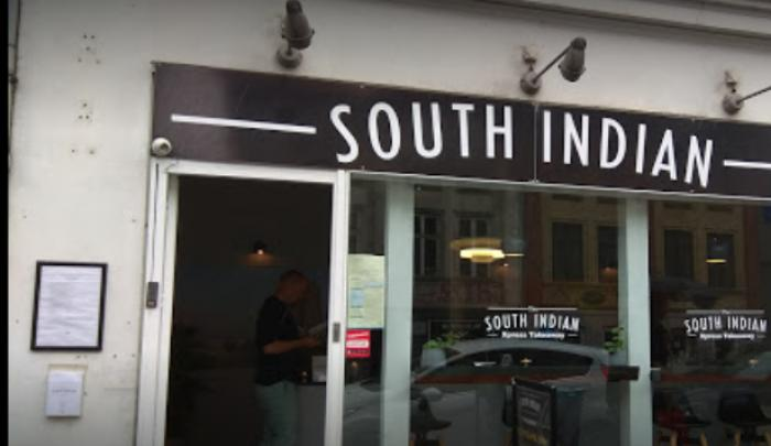 South Indian Takeaway