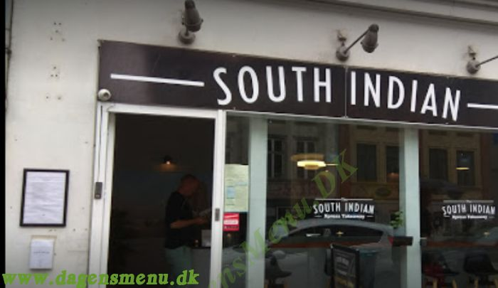 South Indian Takeaway