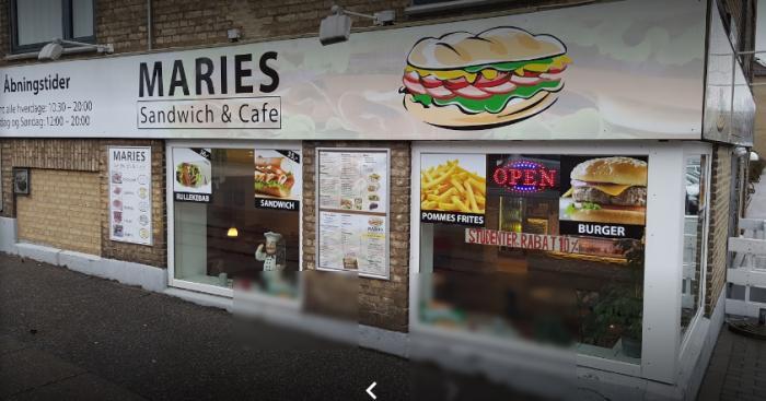 Maries Sandwich & Cafe Viborgvej