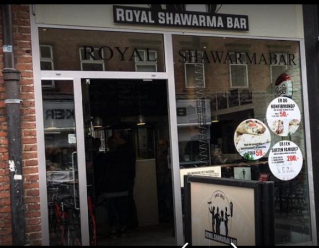 Royal Shawarma Bar