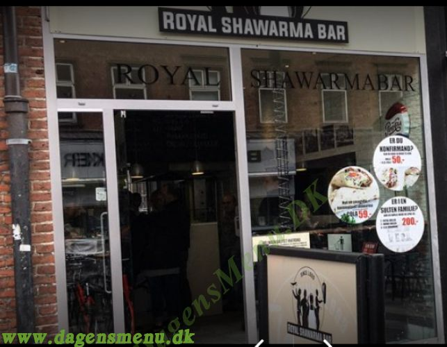 Royal Shawarma Bar