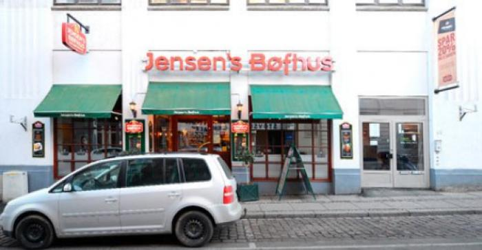 Jensens Bøfhus Rosenkrantzgade