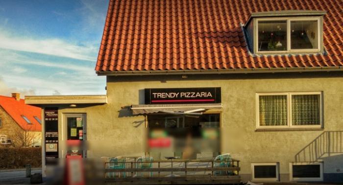 Trendy Pizza