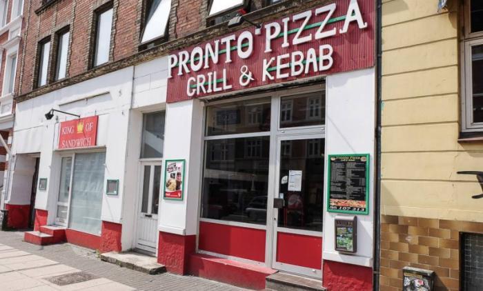 Pronto Pizza & Kebab