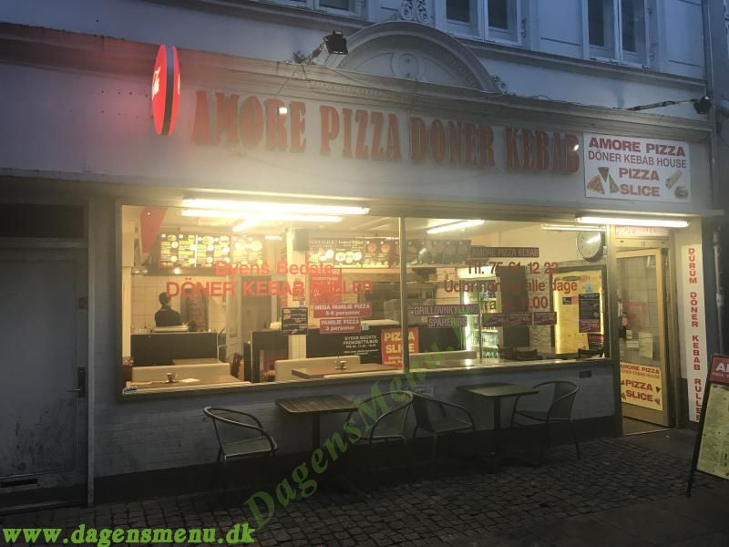 Amore Pizza, Doner Kebab House