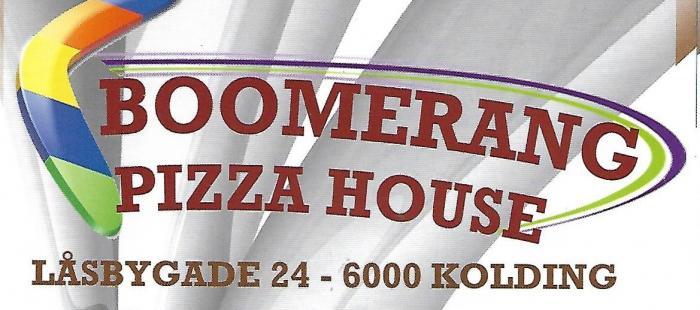 Boomerang Pizza