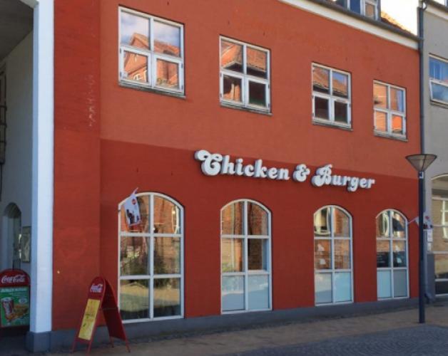 Chicken & Burger