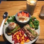 Cafe Baryl  Økologisk cafe