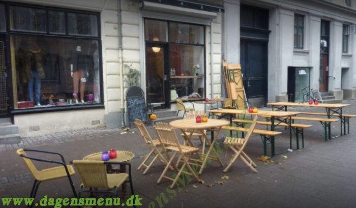 Cafe Blå