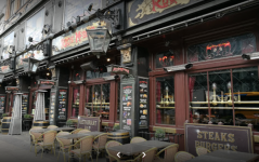 Restaurant Rosie McGee´s
