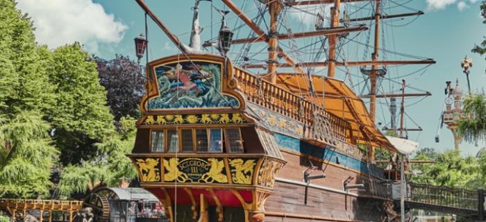 Pirateriet Tivoli