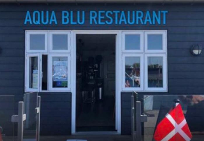 Aquablu Restaurant