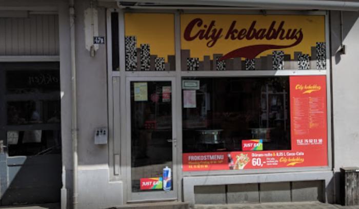 City Kebabhus