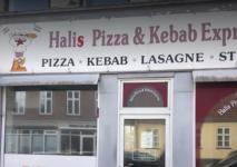 Halis Pizza Kebab