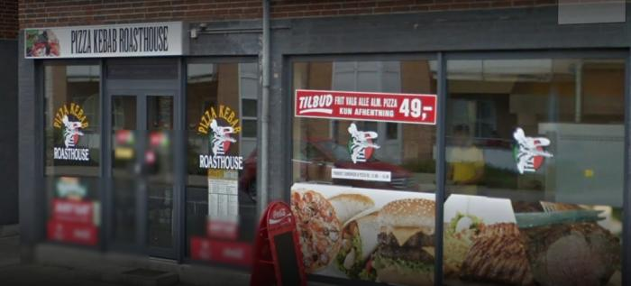 Pizza kebab Roasthouse