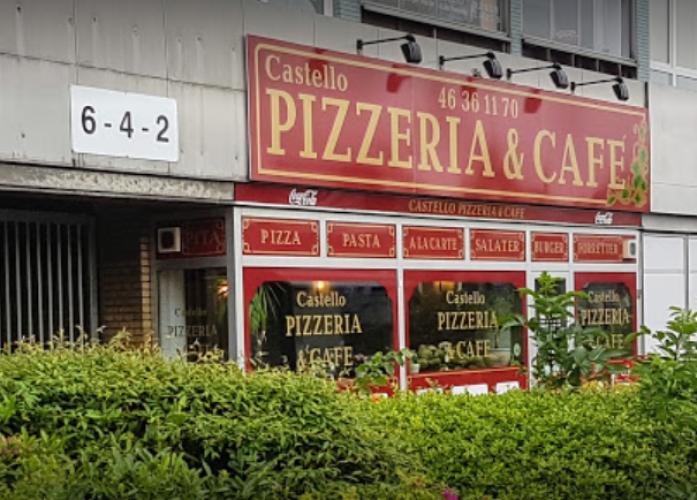 Castello Pizza & Cafe