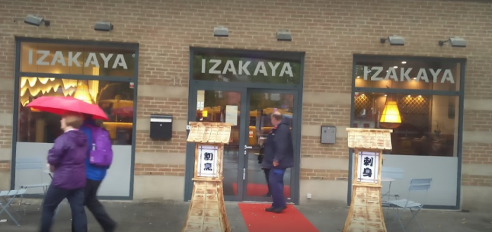 Restaurant izakaya