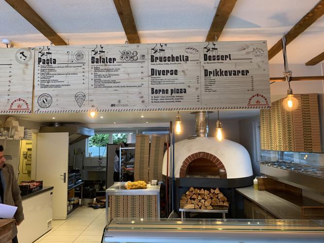 Il Padrino Pizzeria Roskilde
