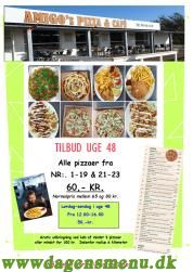 Amigos Pizza Cafe