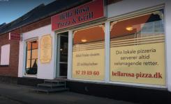 Bella Rosa Pizza og Grillbar