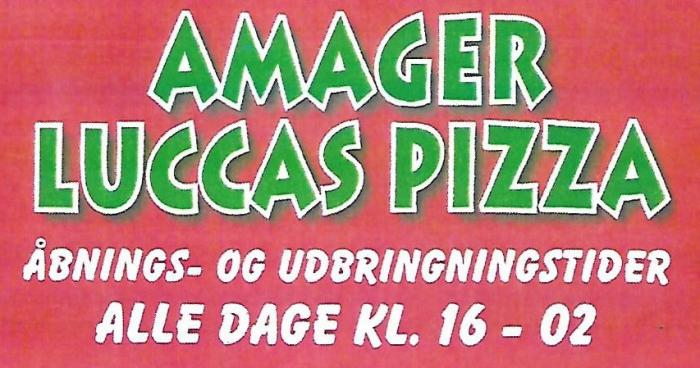 Amager Lucca's Pizza