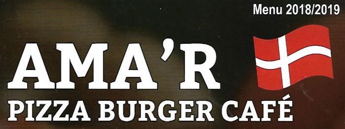 AMA`R PIZZA BURGER CAFE