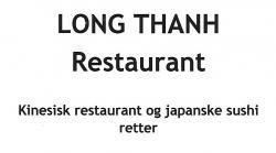 Long Thanh Restaurant