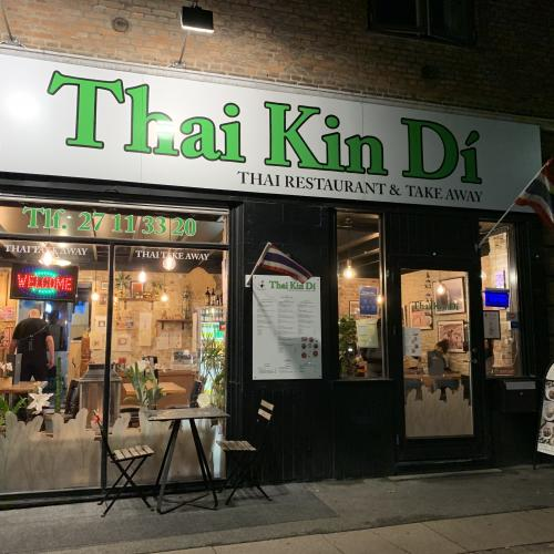Thai Kin Di - Thai restaurant og Take Away