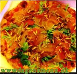 Chili Kebab Pizza