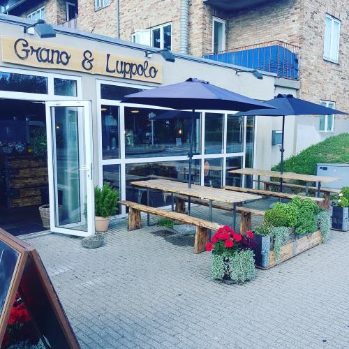Grano & Luppolo Pizza