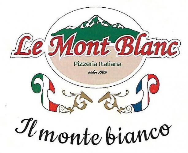 Le Mont Blanc Pizza