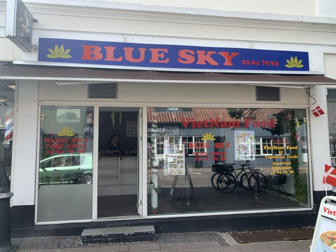 Blue Sky Vietnamesisk mad