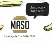 MASO Burger