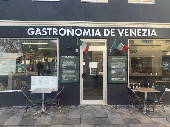 Gastronomia De Venezia