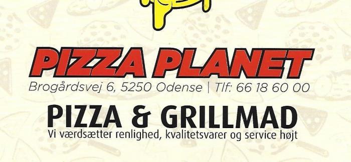 Pizza Planet Odense