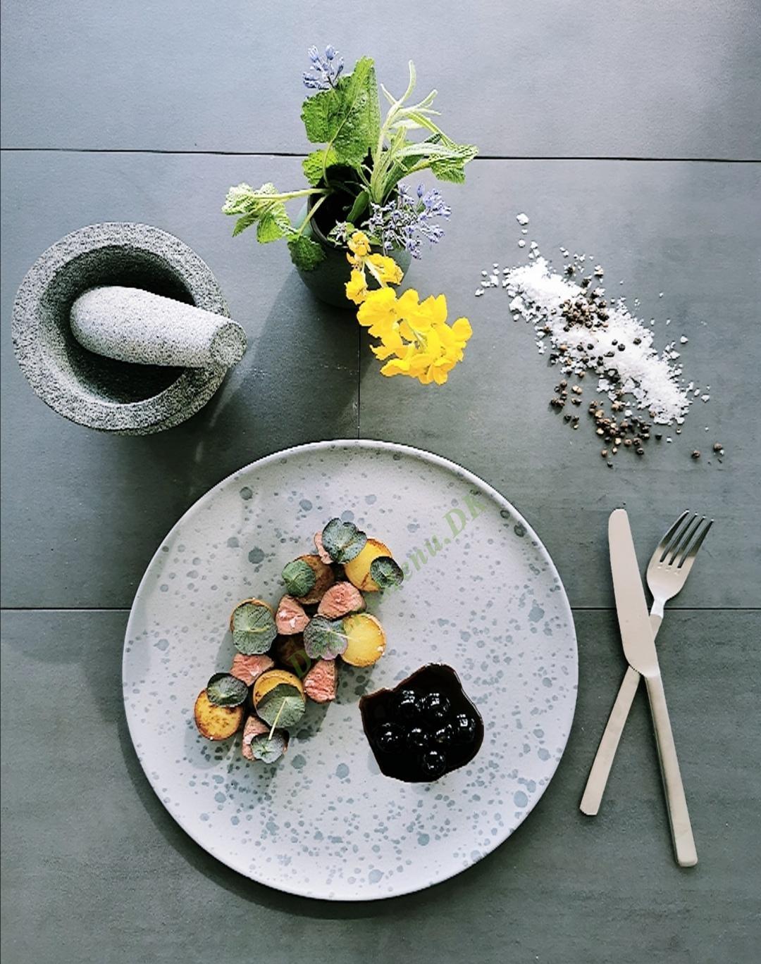 Restaurant Bloom - Menukort