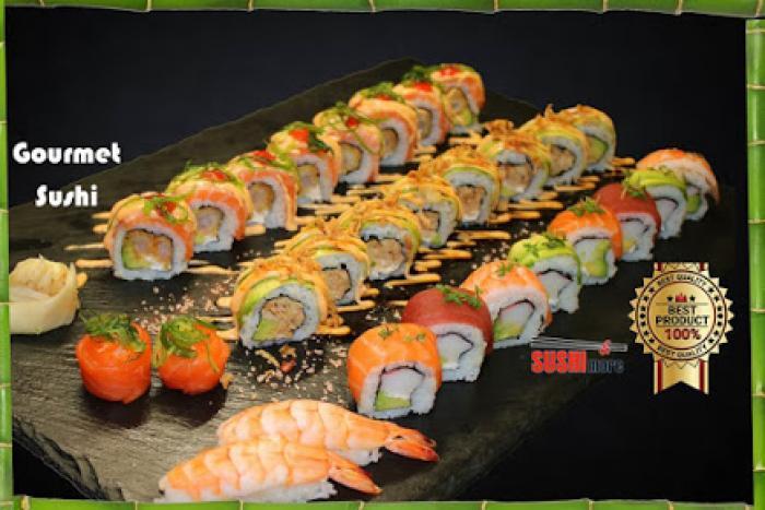 Sushi & More Sushi