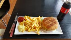 Gourmand, Grill- og sandwichbar