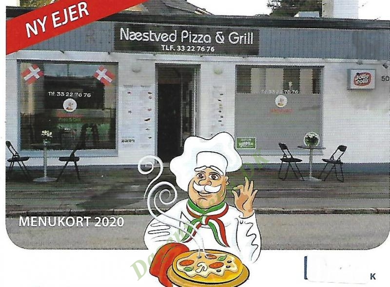 Næstved Pizza & Grill