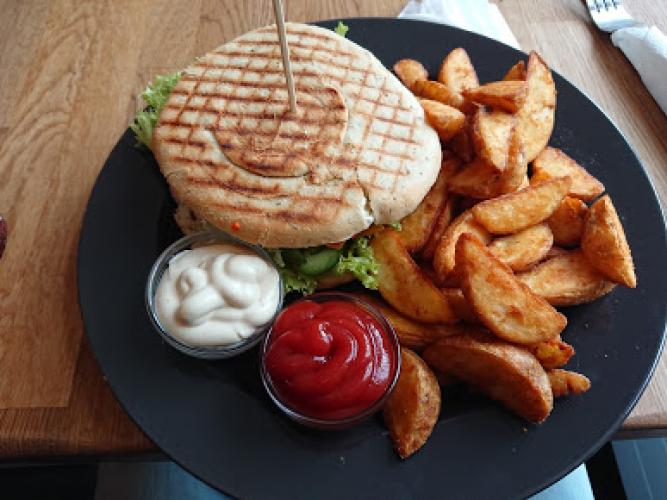 Katja's Sandwich og Salatbar